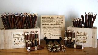 presentation papeterie atelier du crayon